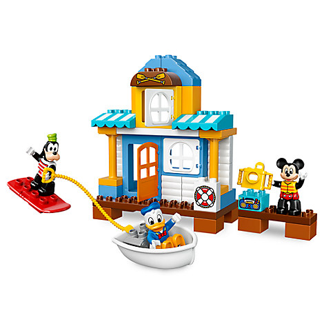 Mickey Mouse & Friends Beach House LEGO Duplo Playset