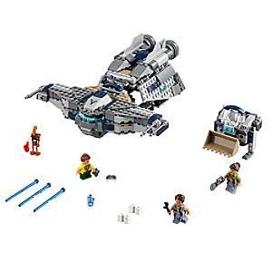 Disney Store Starscavenger Playset By Lego  -  Star Wars