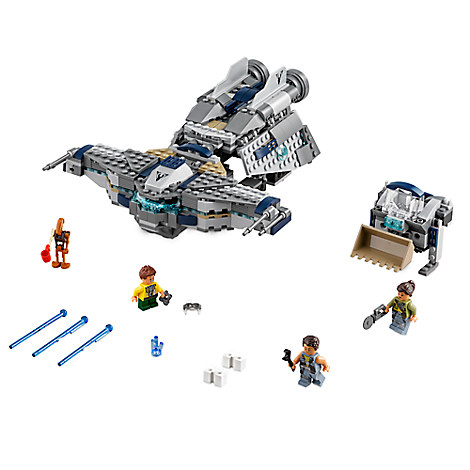StarScavenger Playset by LEGO - Star Wars