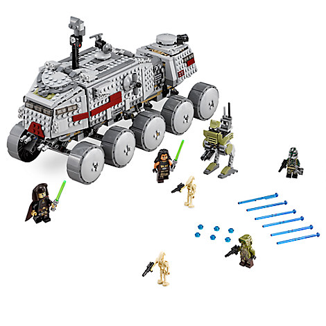 Clone Turbo Tank Playset by LEGO - Star Wars