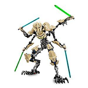 General Grievous Figure by LEGO - Star Wars 6103047092162P