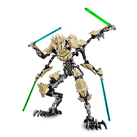 General Grievous Figure by LEGO - Star Wars