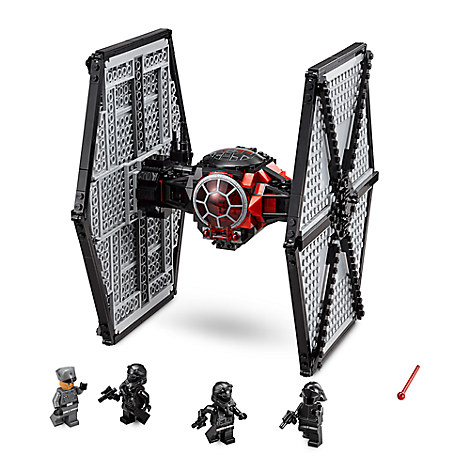 First Order Special Forces TIE Fighter Playset by LEGO - Star Wars