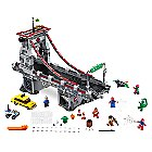 Spider-Man: Web Warriors Ultimate Bridge Battle Playset by LEGO