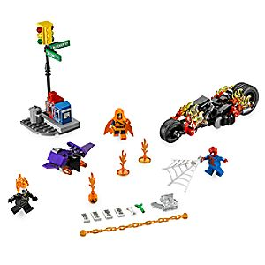 Spider - Man: Ghost Rider Team - up Playset by LEGO
