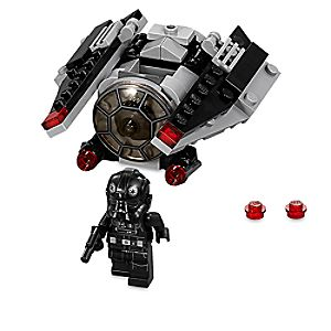 Disney Store Tie Striker Microfighter Playset By Lego  -  Star Wars