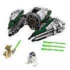 Yoda's Jedi Starfighter Playset by LEGO - Star Wars