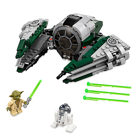 Yoda's Jedi Starfighter Playset by LEGO - Star Wars