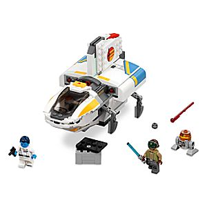 Disney Store The Phantom Playset By Lego  -  Star Wars