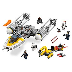 Y - Wing Starfighter Playset by LEGO  -  Star Wars