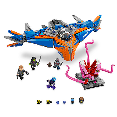 The Milano vs. The Abilisk Playset by LEGO - Guardians of the Galaxy Vol. 2