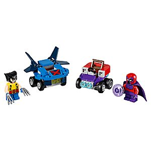 Mighty Micros: Wolverine vs. Magneto Playset by LEGO