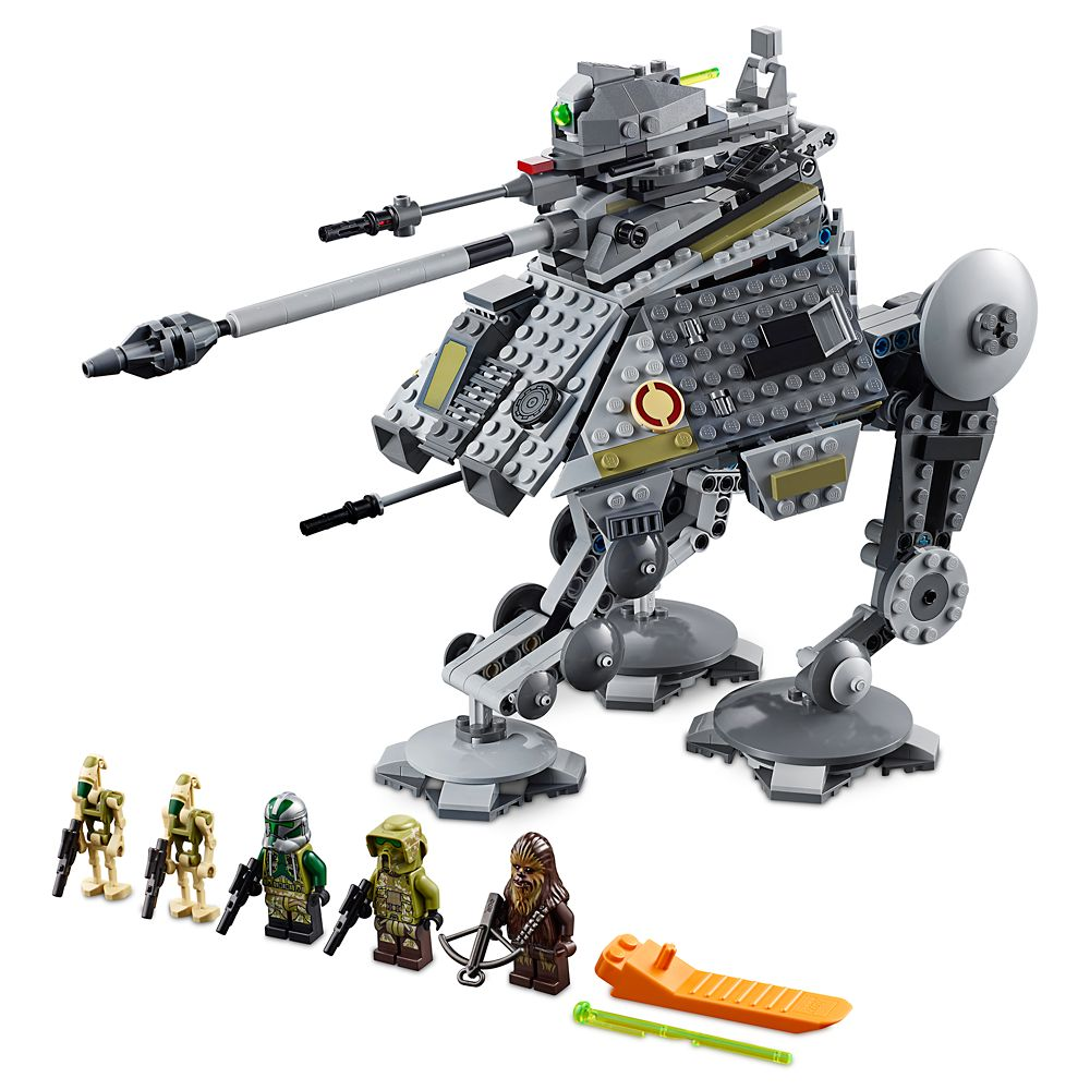 AT-AP Walker Playset by LEGO – Star Wars