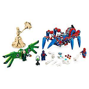 Spider-Man's Spider Crawler Playset by LEGO