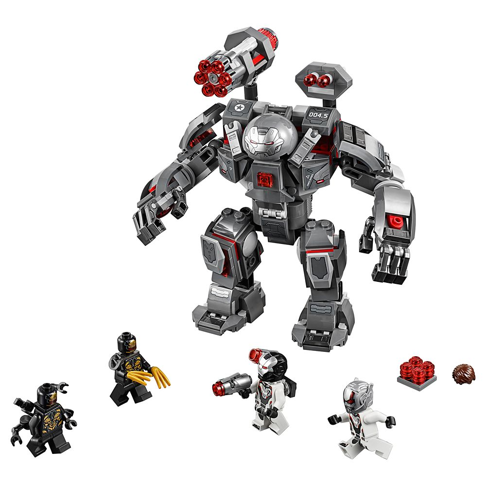 War Machine Buster Play Set by LEGO – Marvel Avengers