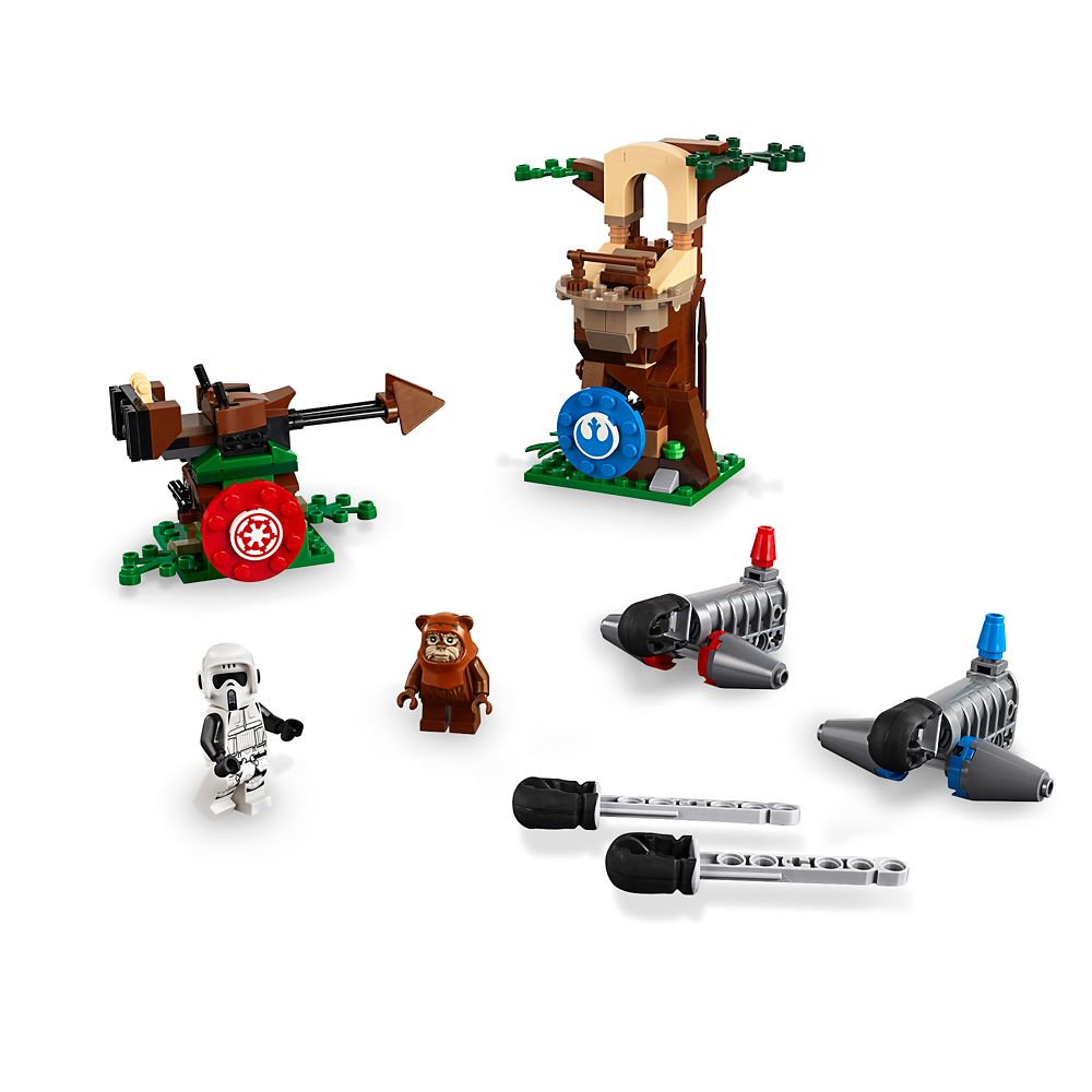 Action Battle Endor Assault Play Set by LEGO – Star Wars