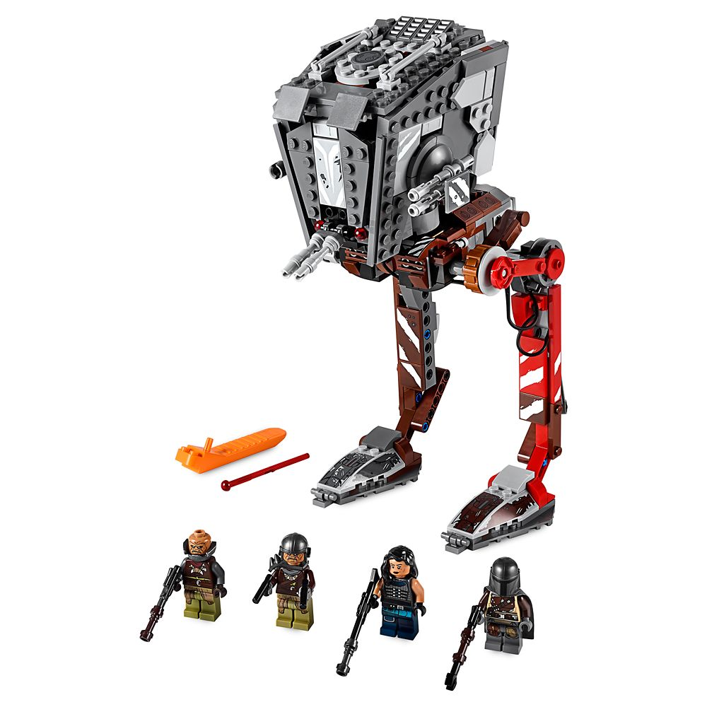 AT-ST Raider Playset by LEGO  – Star Wars: The Mandalorian