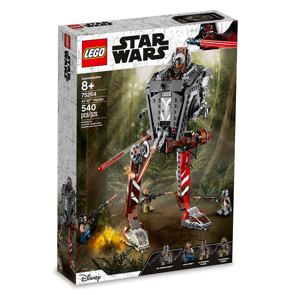 AT-ST Raider Playset by LEGO  – Star Wars: The Mandalorian