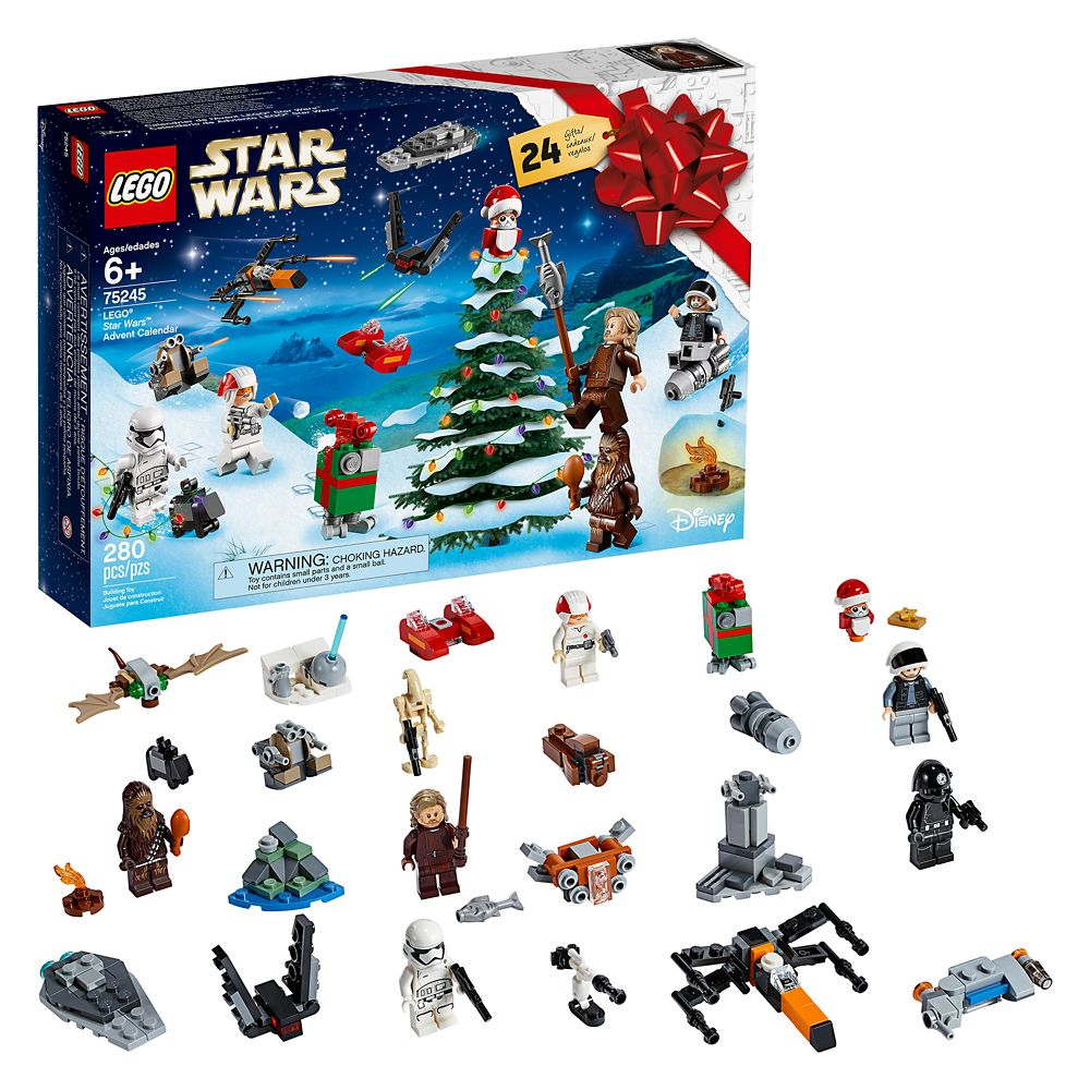 Star Wars Advent Calendar Playset by LEGO
