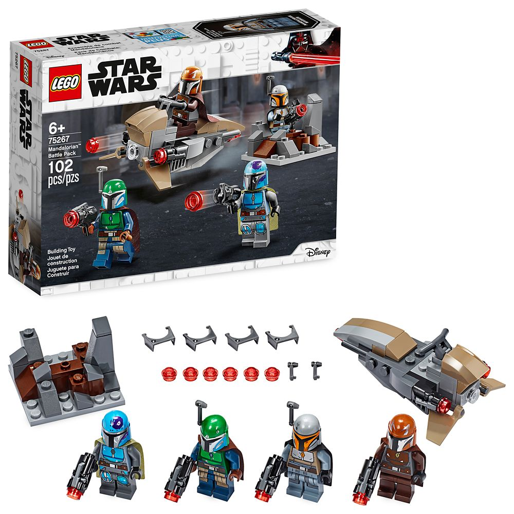 Mandalorian Battle Pack Building Set by LEGO – Star Wars: The Mandalorian