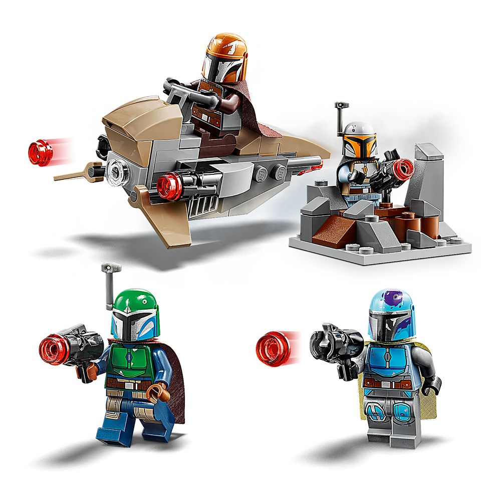 Mandalorian Battle Pack Building Set by LEGO – Star Wars: The Mandalorian