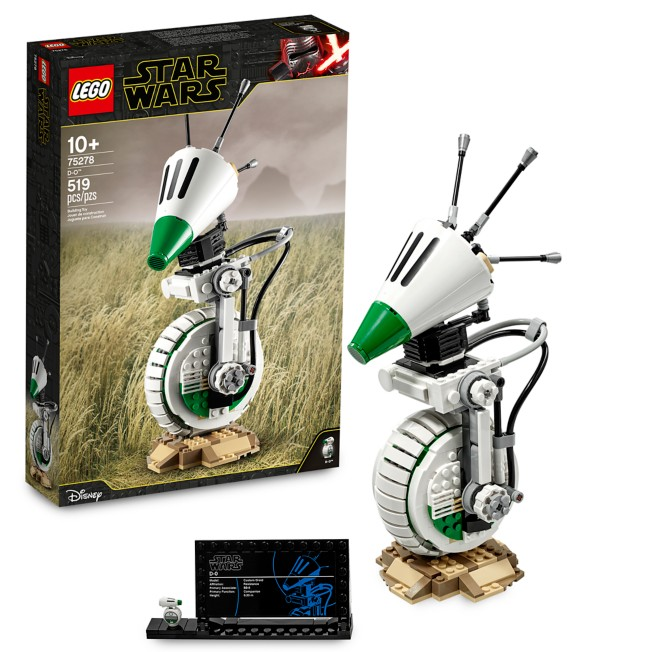 D-O Figure by LEGO – Star Wars: The Rise of Skywalker