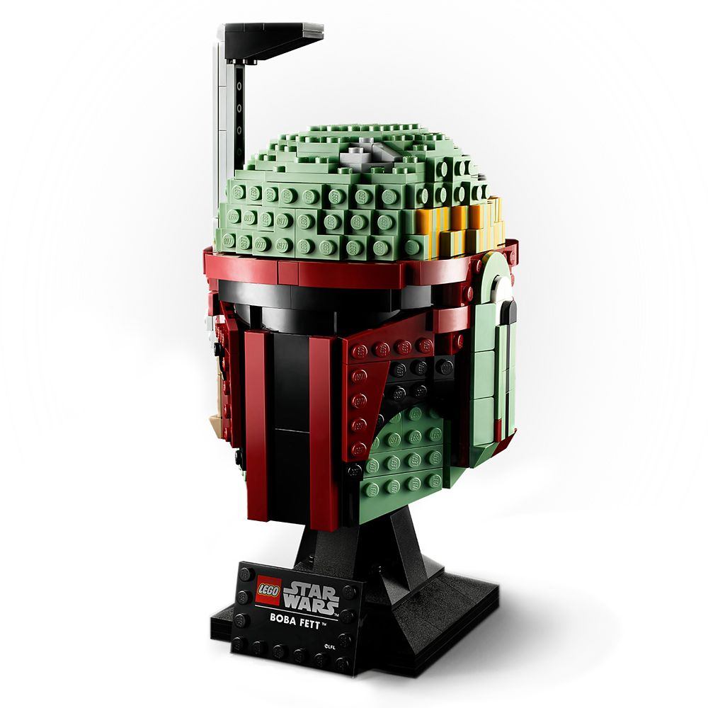 Boba Fett Helmet Building Set by LEGO – Star Wars: The Empire Strikes Back 40th Anniversary
