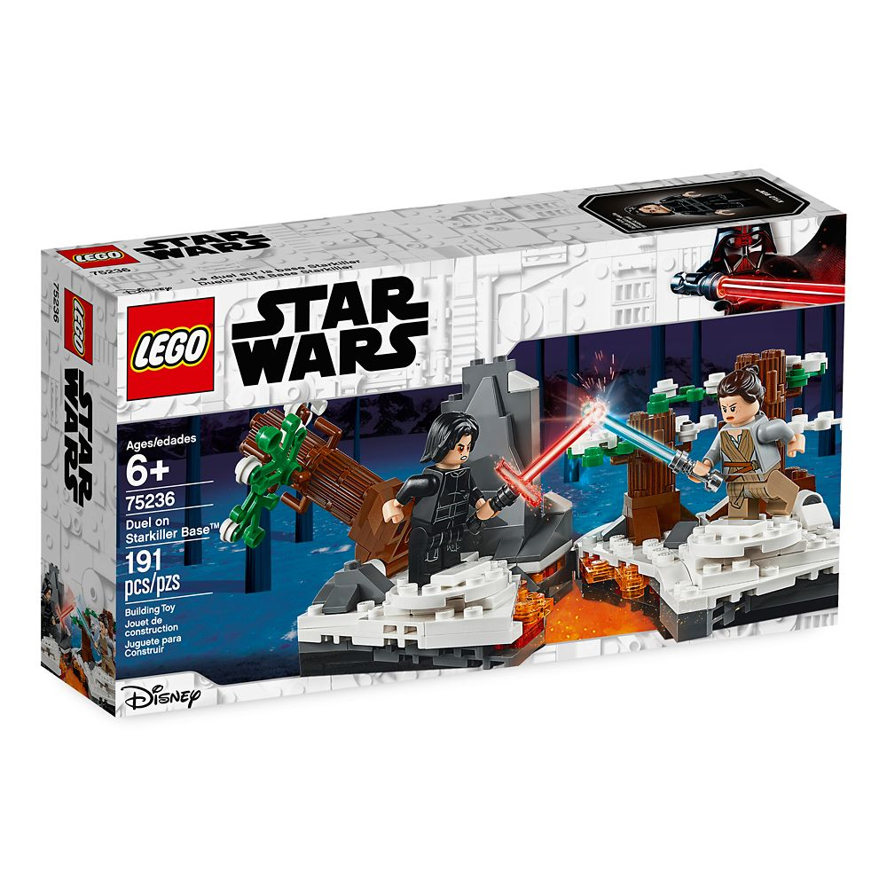 Duel on Starkiller Base Building Set by LEGO – Star Wars: The Force Awakens