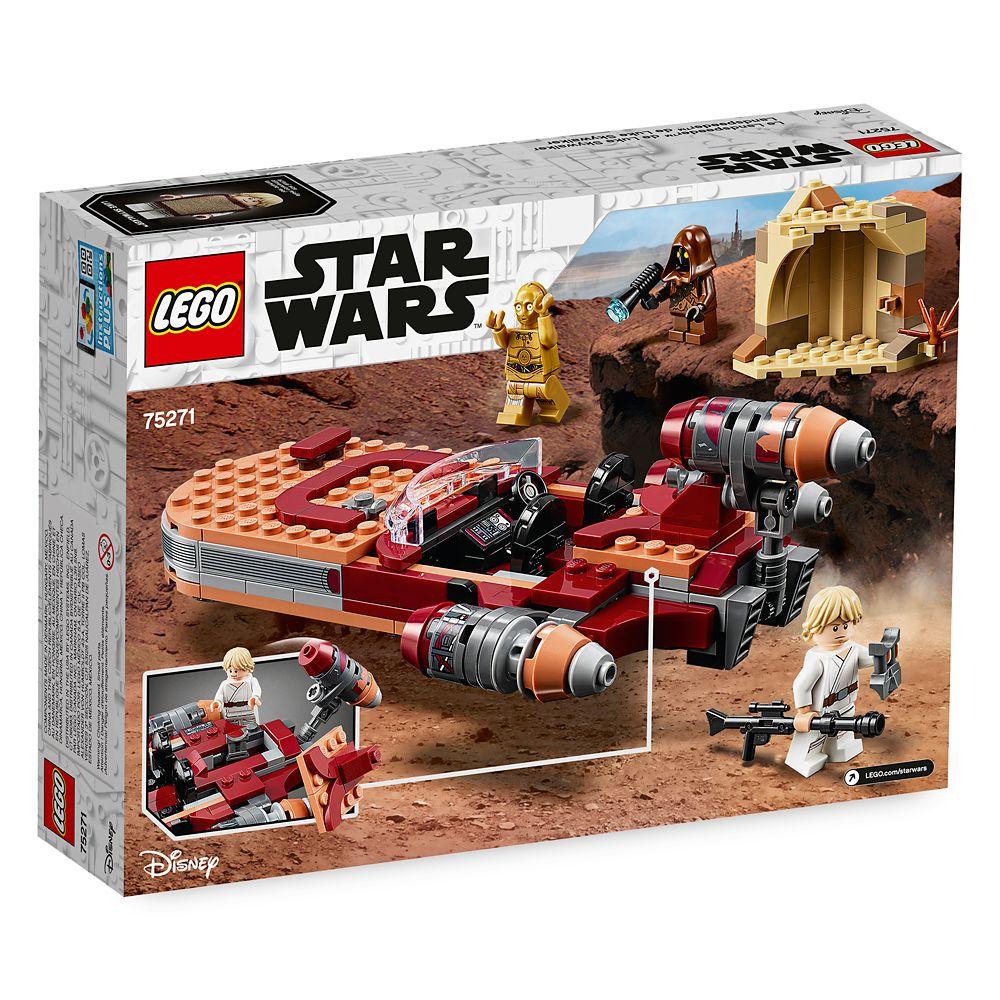 Luke Skywalker's Landspeeder Building Set by LEGO – Star Wars: The Rise of Skywalker