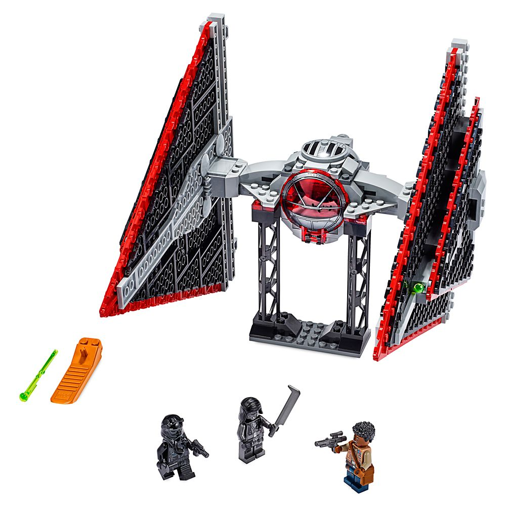 Sith TIE Fighter Building Set by LEGO – Star Wars: The Rise of Skywalker