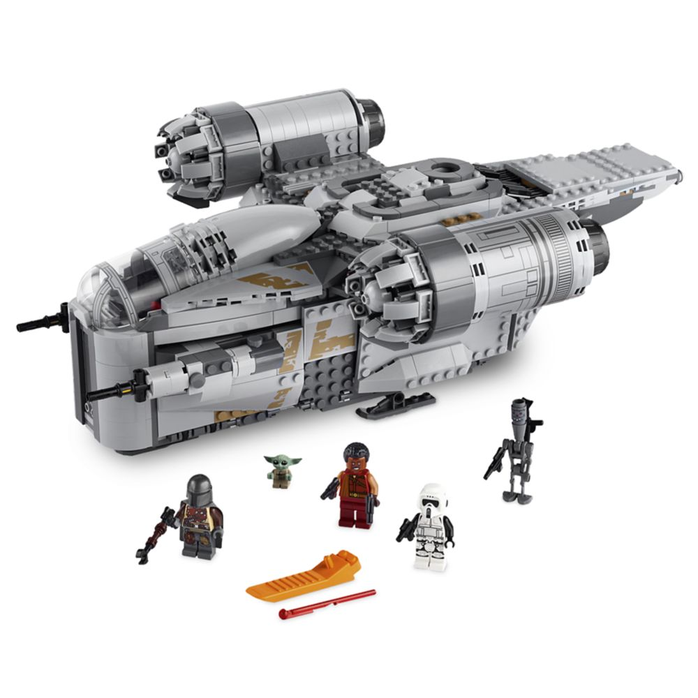The Razor Crest Playset by LEGO – Star Wars: The Mandalorian – Pre-Order