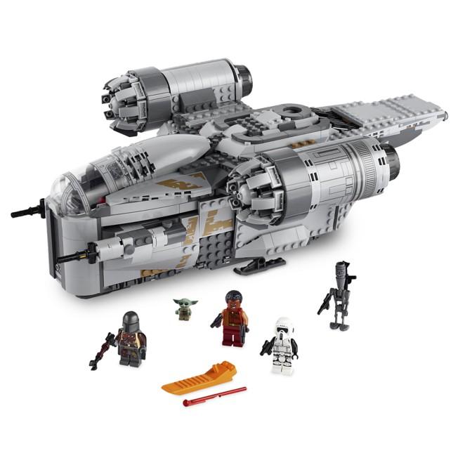 LEGO The Razor Crest Playset 75292 – Star Wars: The Mandalorian