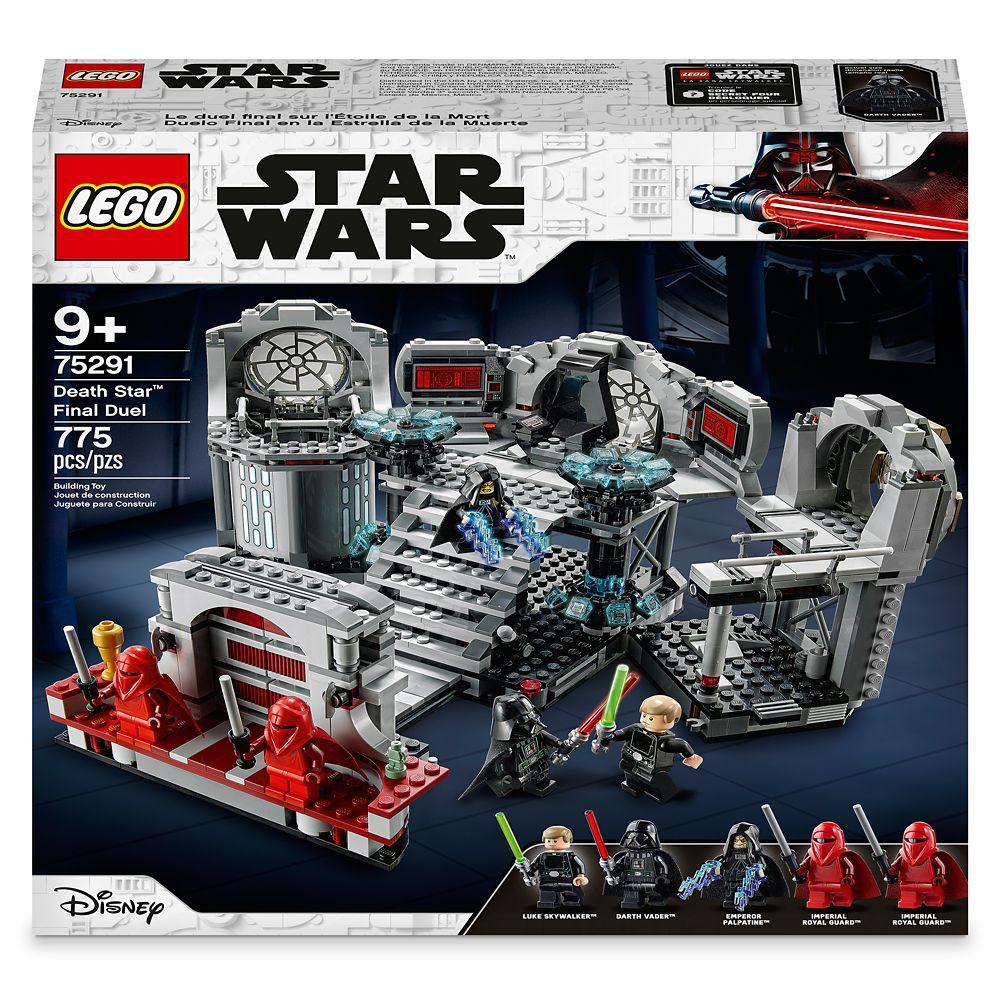 Lego Star Wars Death Star Final Duel 75291 Shopdisney