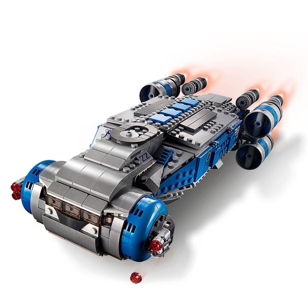 LEGO Star Wars Resistance I-TS Transport 75293 – Star Wars: Galaxy's Edge – Pre-Order