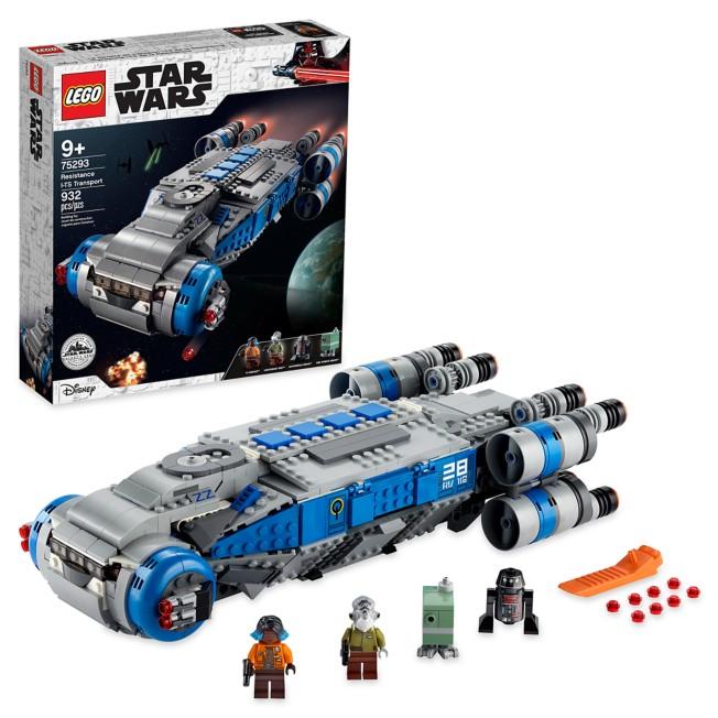 LEGO Star Wars Resistance I-TS Transport 75293 – Star Wars: Galaxy's Edge