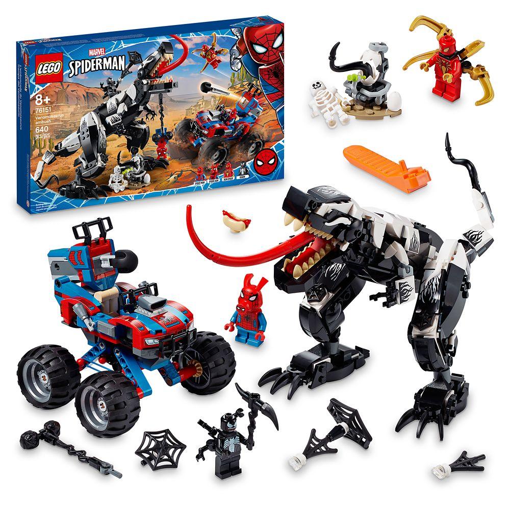 LEGO Marvel Avengers Venomosaurus 76151