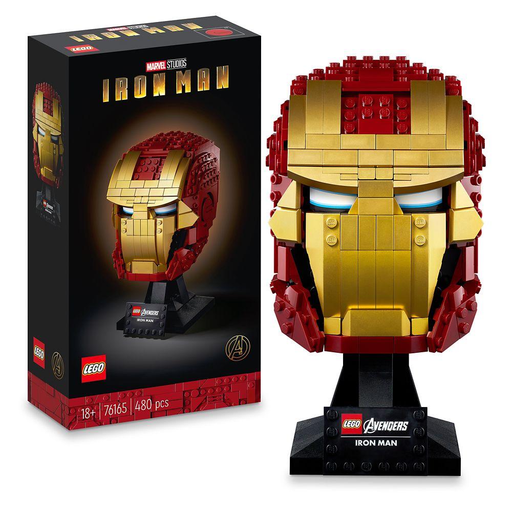 LEGO Marvel Studios Iron Man Helmet 76165