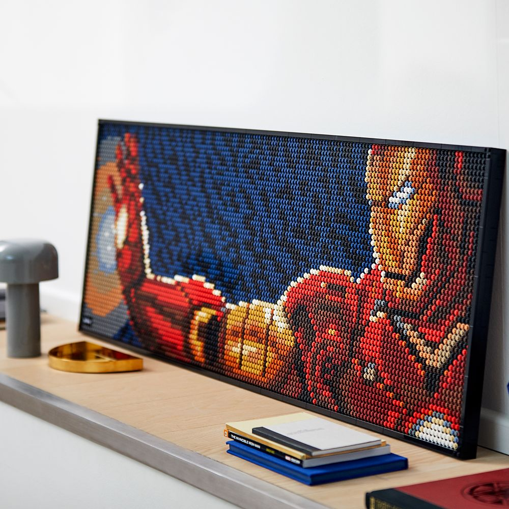 LEGO Art Iron Man 31199