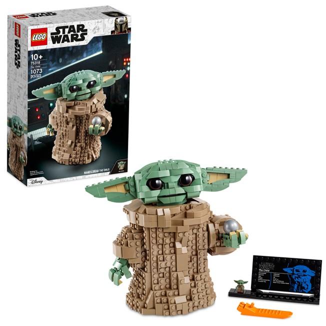 LEGO The Child – Star Wars: The Mandalorian 75318