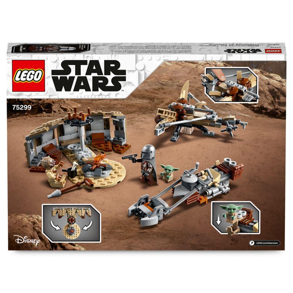 LEGO Trouble on Tatooine 75299 – Star Wars: The Mandalorian