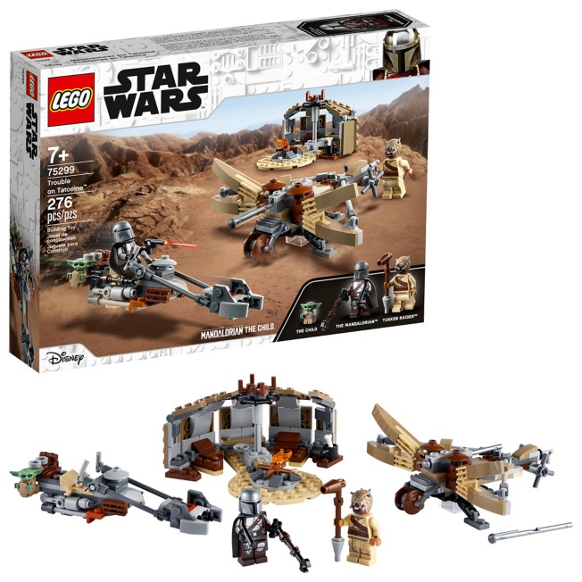 LEGO Trouble on Tatooine 75299 – Star Wars: The Mandalorian