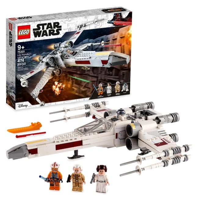 LEGO Star Wars: Luke Skywalker's X-Wing Fighter 75301