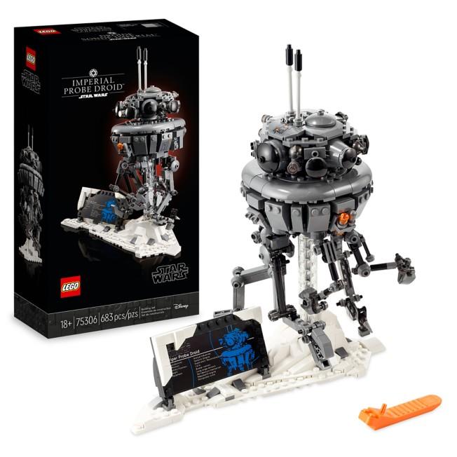 LEGO Imperial Probe Droid 75306 – Star Wars