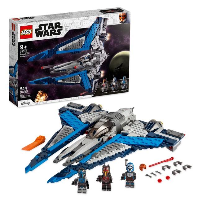 LEGO Mandalorian Starfighter 75316 – Star Wars