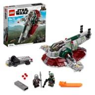 LEGO Boba Fett's Starship 75312 – Star Wars: The Mandalorian