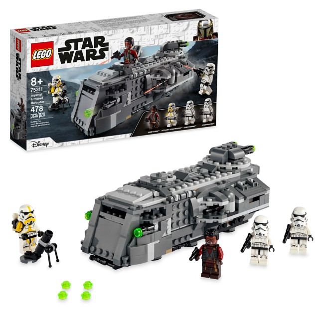 LEGO Imperial Armored Marauder 75311 – Star Wars: The Mandalorian