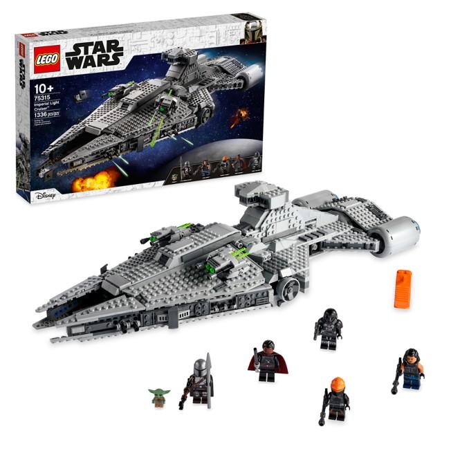 LEGO Imperial Light Cruiser 75315 – Star Wars: The Mandalorian
