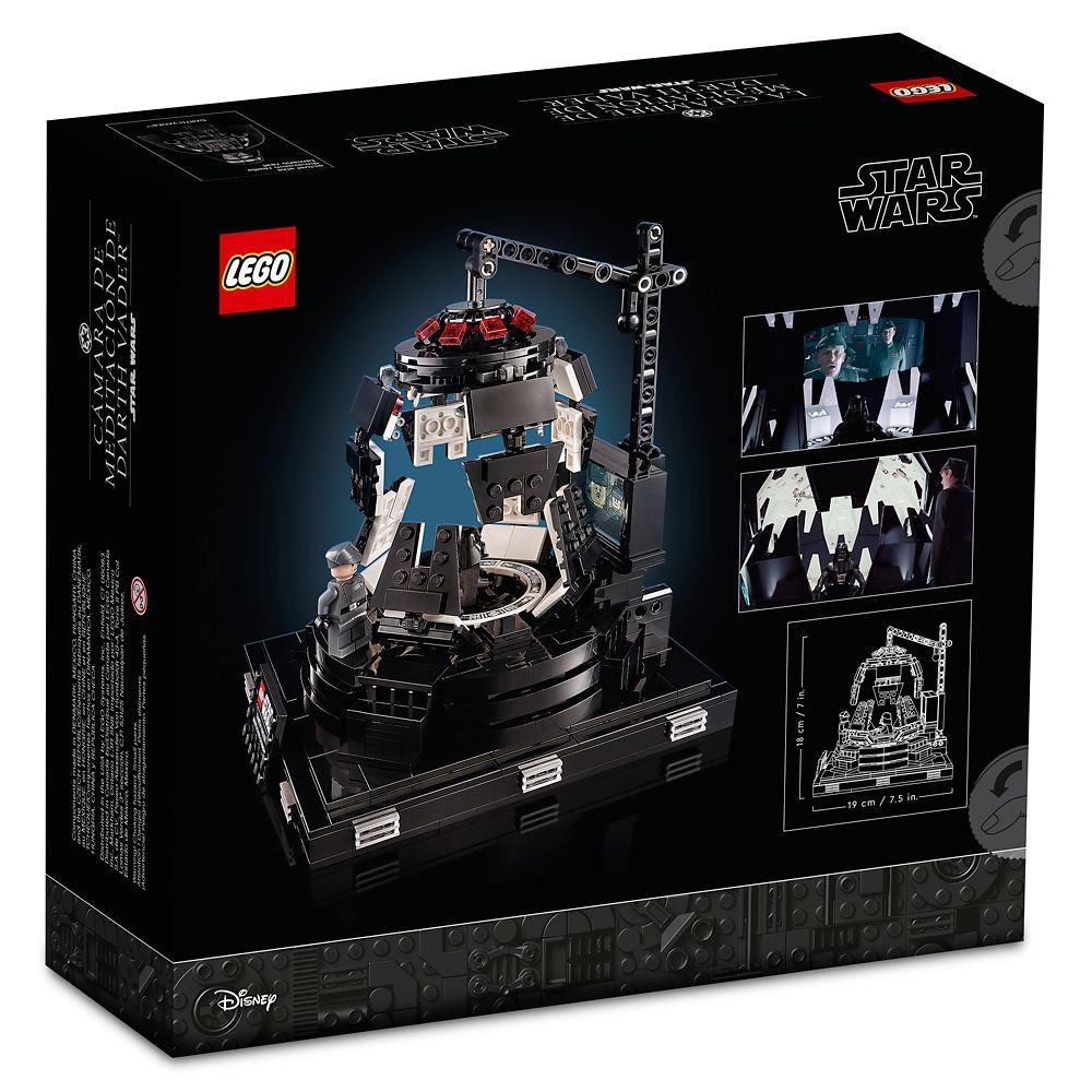 LEGO Star Wars Darth Vader Meditation Chamber 75296 – Pre-Order
