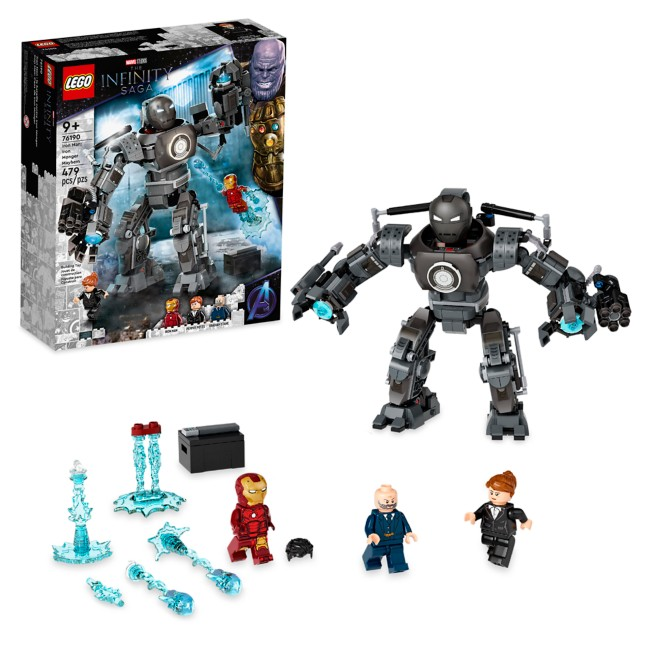 LEGO Iron Man: Iron Monger Mayhem 76190 – The Infinity Saga