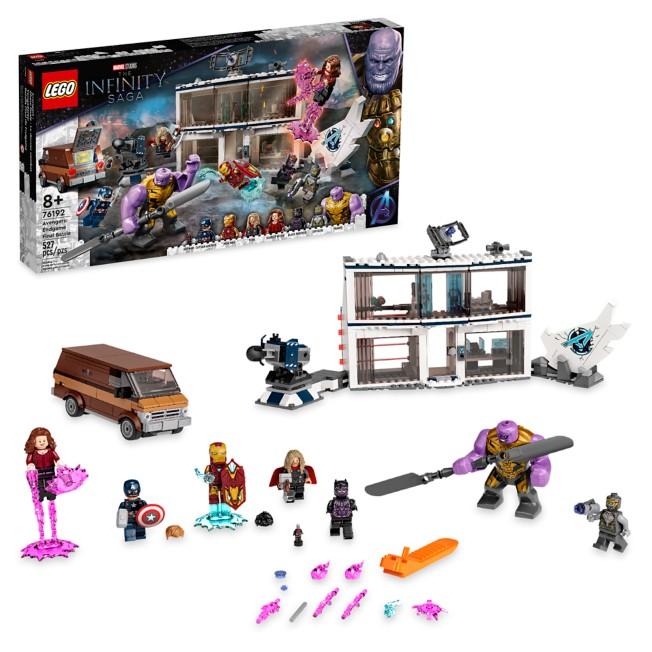 LEGO Avengers: Endgame Final Battle 76192 – The Infinity Saga